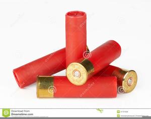 Shotgun Shell Clipart.