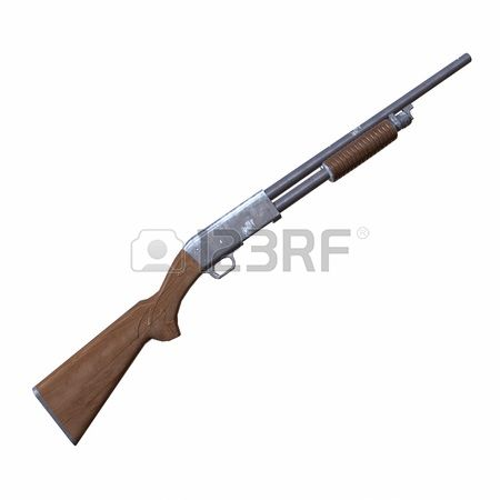 123 Shotguns Stock Vector Illustration And Royalty Free Shotguns.