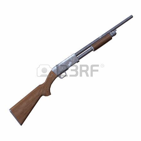 123 Shotguns Stock Vector Illustration And Royalty Free Shotguns.