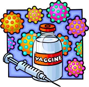 Vaccine Clipart.