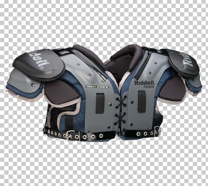 American Football Protective Gear Shoulder Pads Riddell.