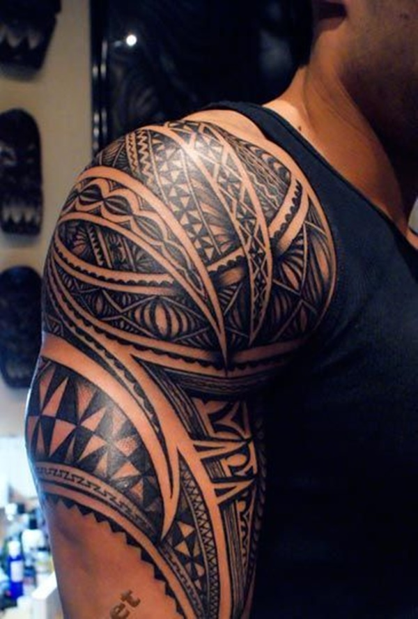 100 Exceptional Shoulder Tattoo Designs for Men and Women.