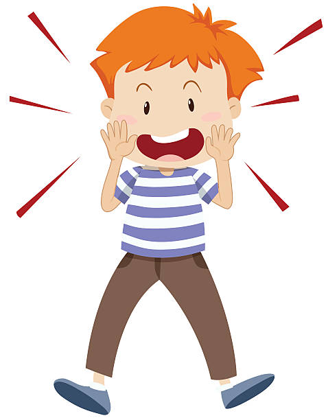 Shouting clipart 6 » Clipart Station.