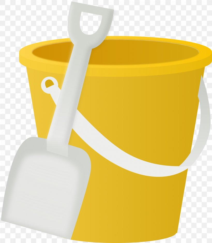 Bucket And Spade Shovel Clip Art, PNG, 2096x2400px, Bucket.