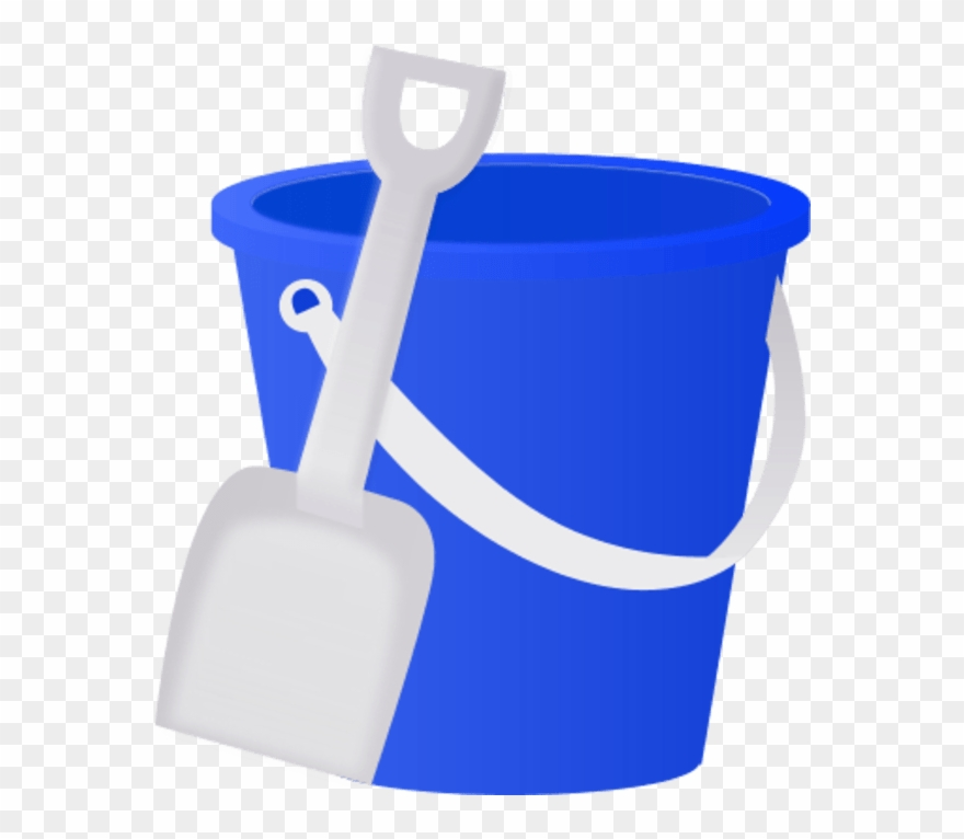 Bucket And Shovel.