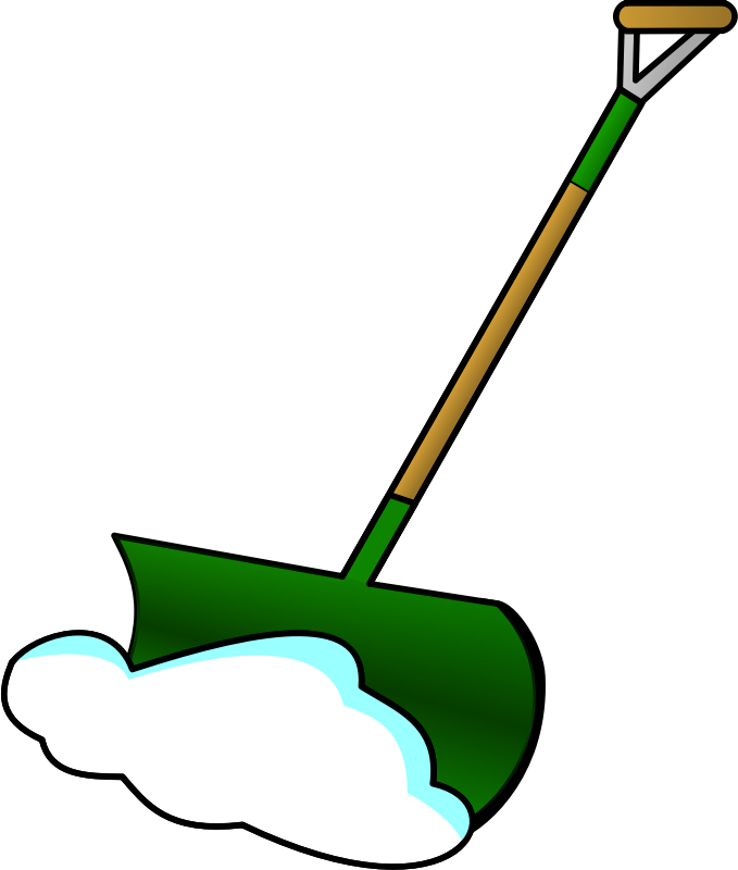 Free to Use & Public Domain Shovel Clip Art.