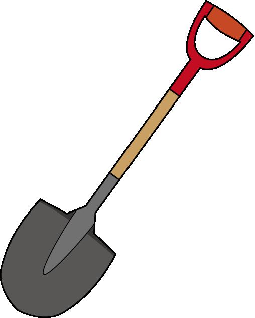 Shovel Clipart.