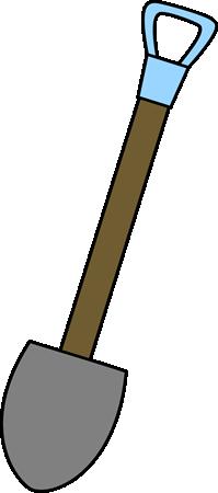 Shovel Clip Art.