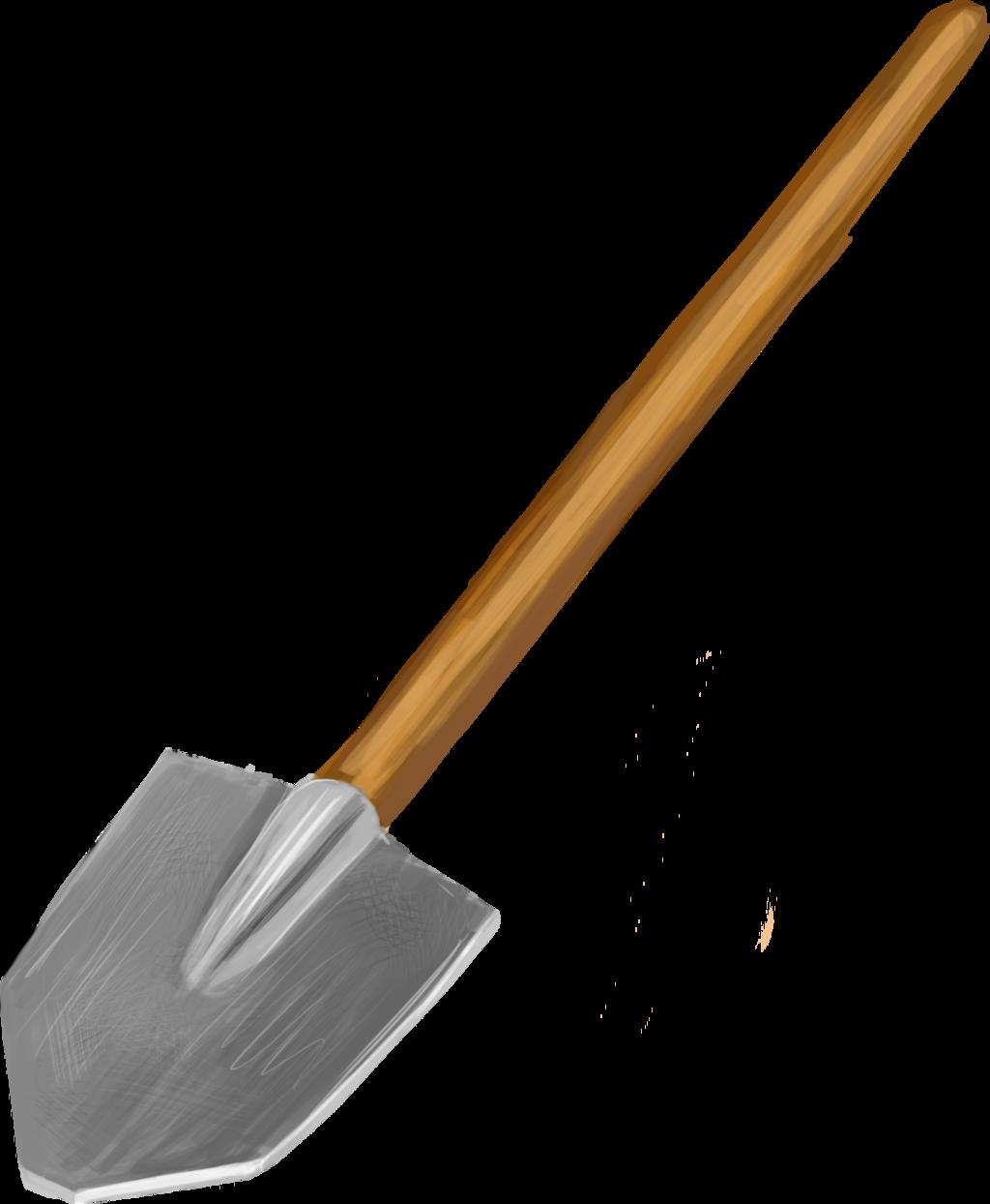 Shovel PNG images free download.