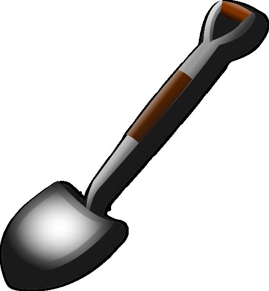 Shovel Clip Art Free PNG.