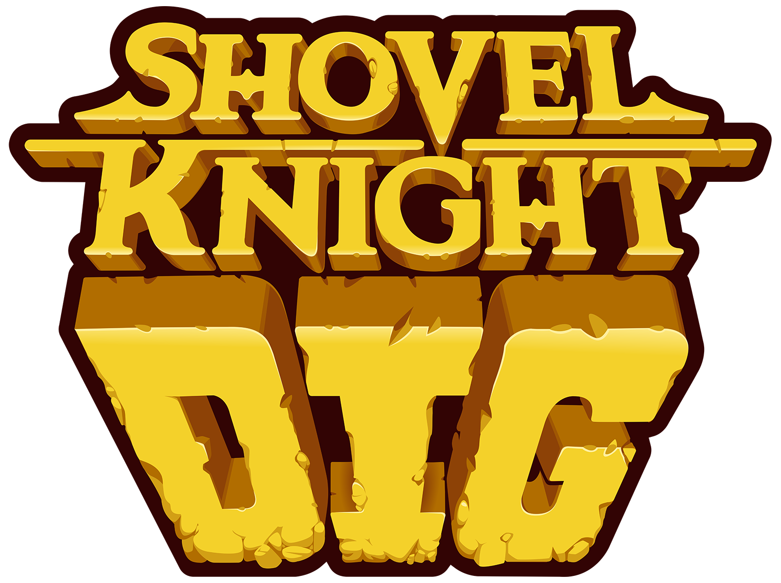 Shovel Knight Dig.