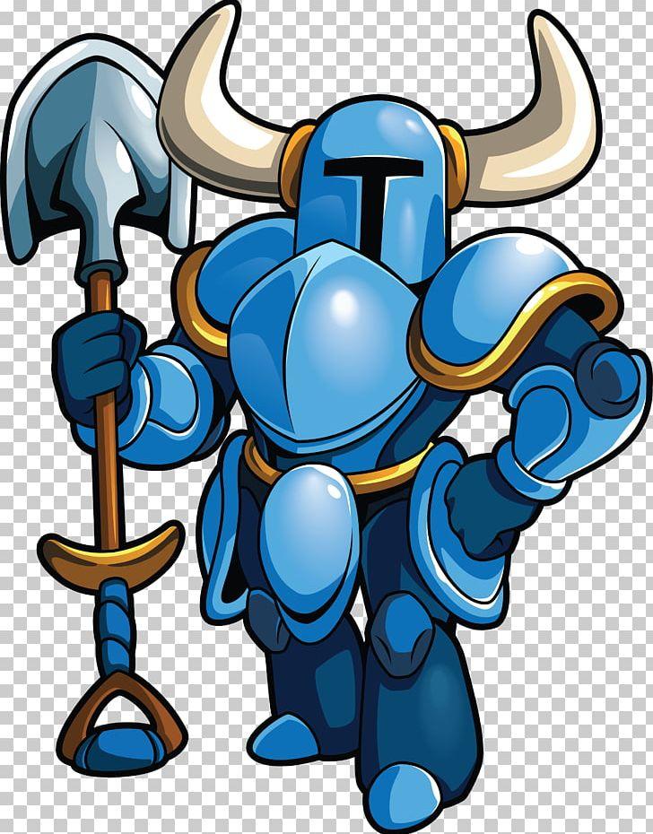 Shovel Knight: Plague Of Shadows Trove Shield Knight PNG.