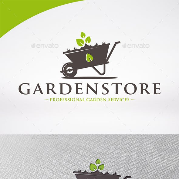 Shovel Logo Templates from GraphicRiver.