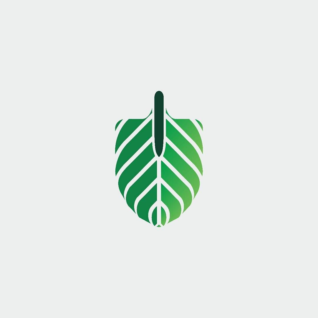Gardenism Shovel + Leaf Logo for sale Need a logo or another.