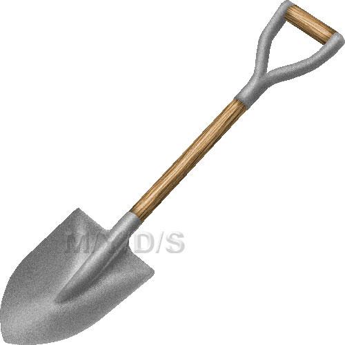 Shovel clipart / Free clip art.