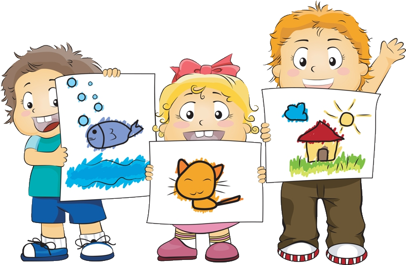 Show and tell clipart free play.