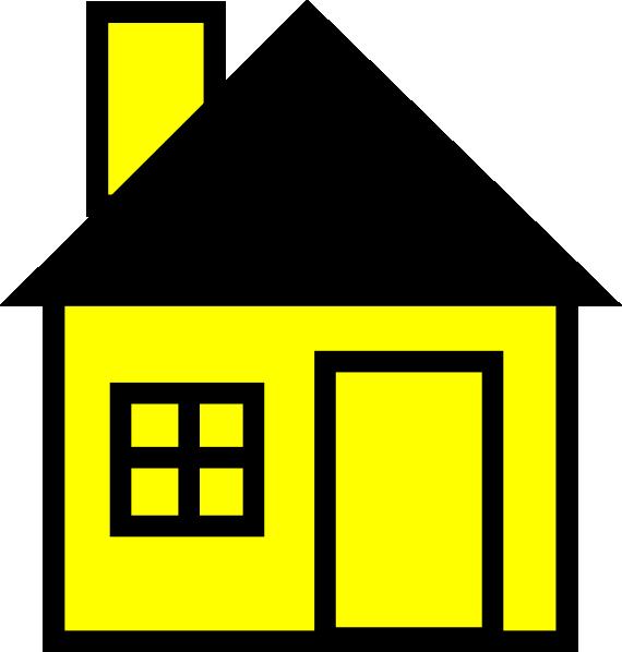 House clipart 3.