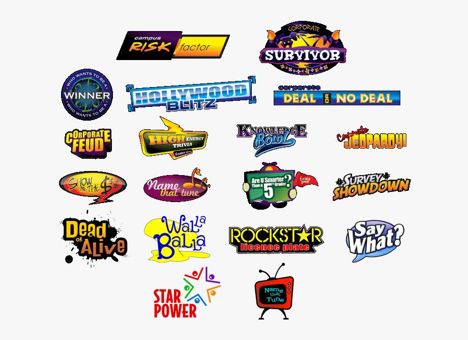 Logos Game Shows Game Show Logos Full Size Png Download.
