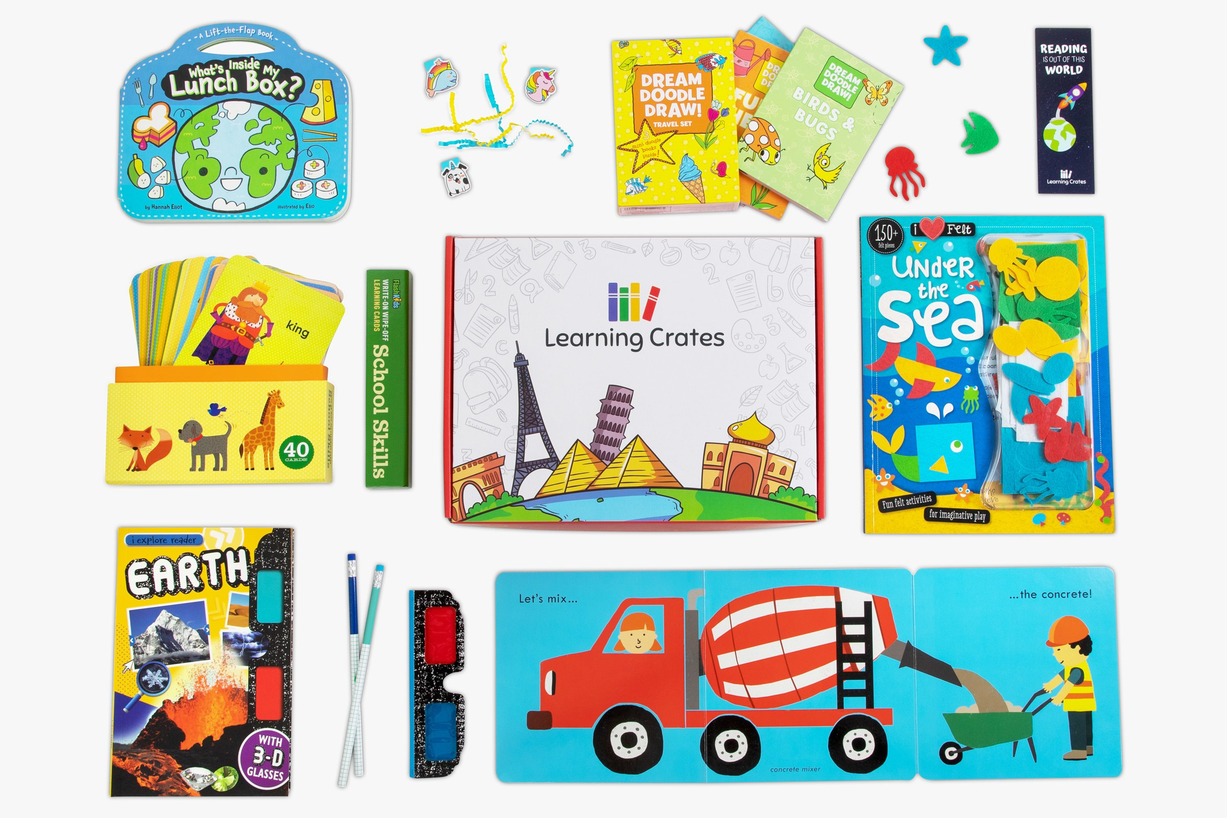 8 Best Subscription Boxes for Kids: Bitsbox, Foodstirs, and.