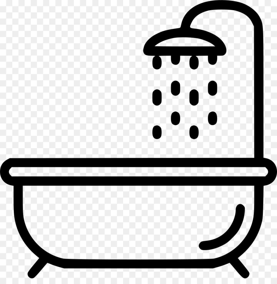 Shower Cartoon clipart.