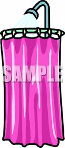 Cliparts Shower Curtain Free Download Clip Art.