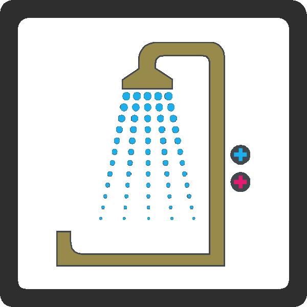 Bathroom Shower Clipart Design Inspiration 1111665 Bathroom.