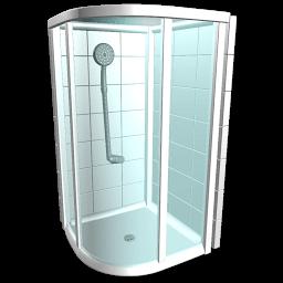 Tub clipart shower stall, Tub shower stall Transparent FREE.