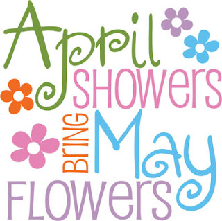Clipart april showers bring may flowers.