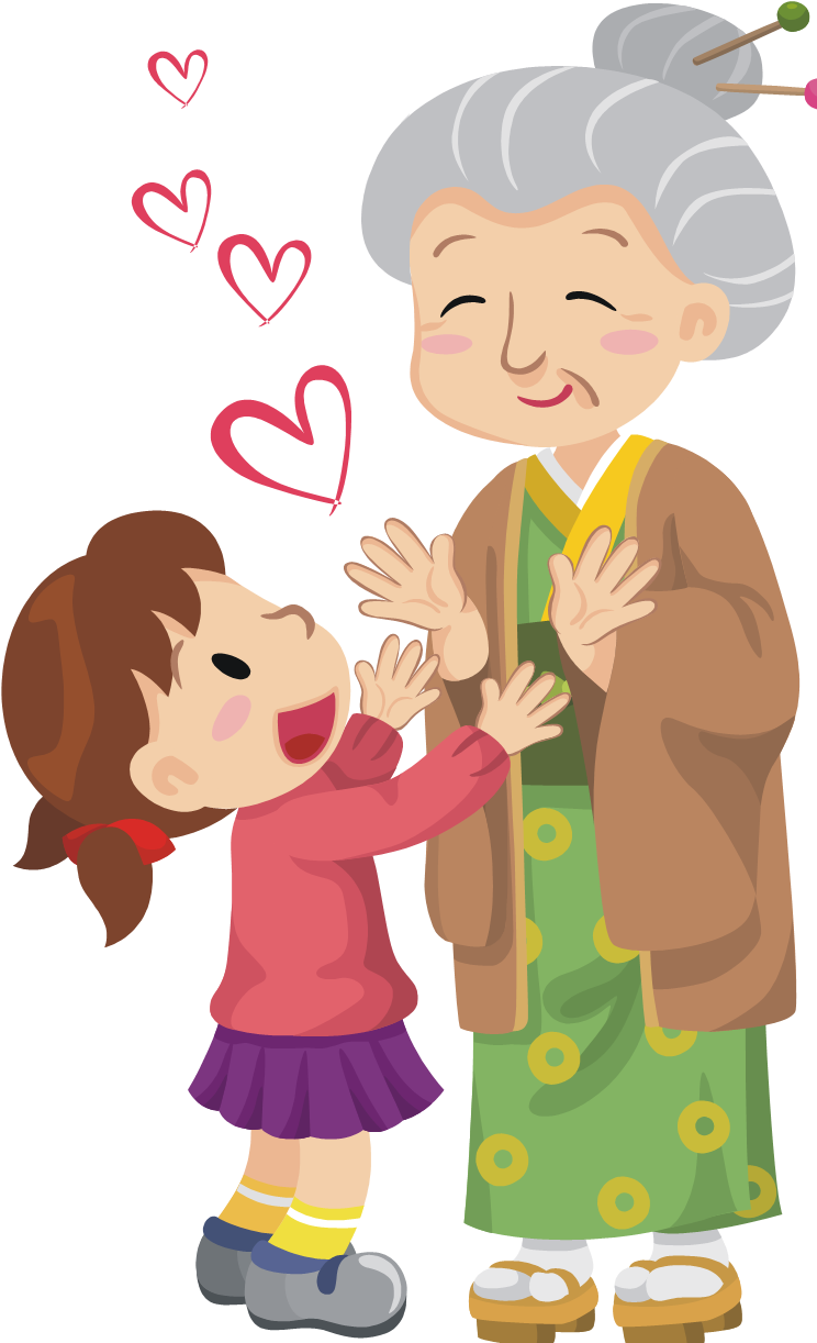 Pictures showing respect for others clipart.