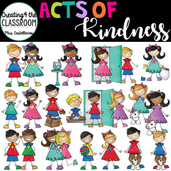 Kindness clipart toddler.