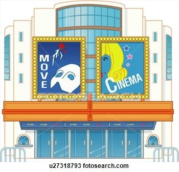 Kerasotes showplace clipart theatre chicago.