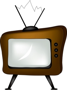 Tv shows clipart.