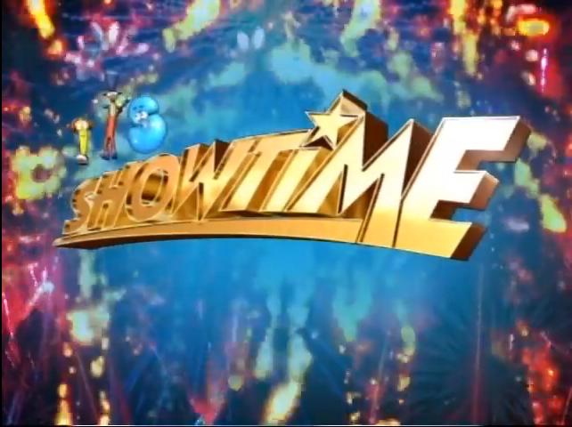 It\'s Showtime Logos.