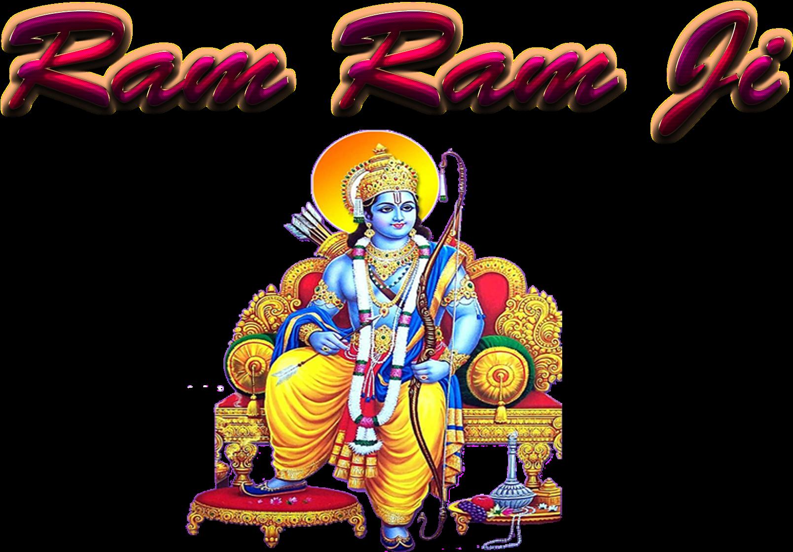 Ram Ram Ji Download Png.