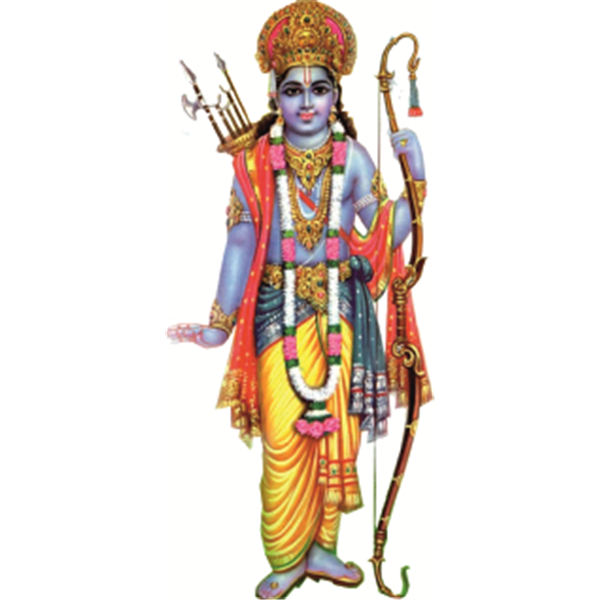 Shree Ram Png Vector, Clipart, PSD.