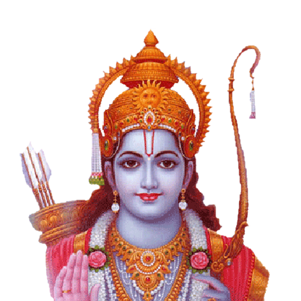 Lord Rama PNG Transparent Images.