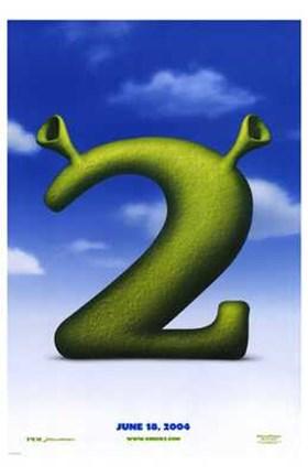 Shrek 2 Logo.