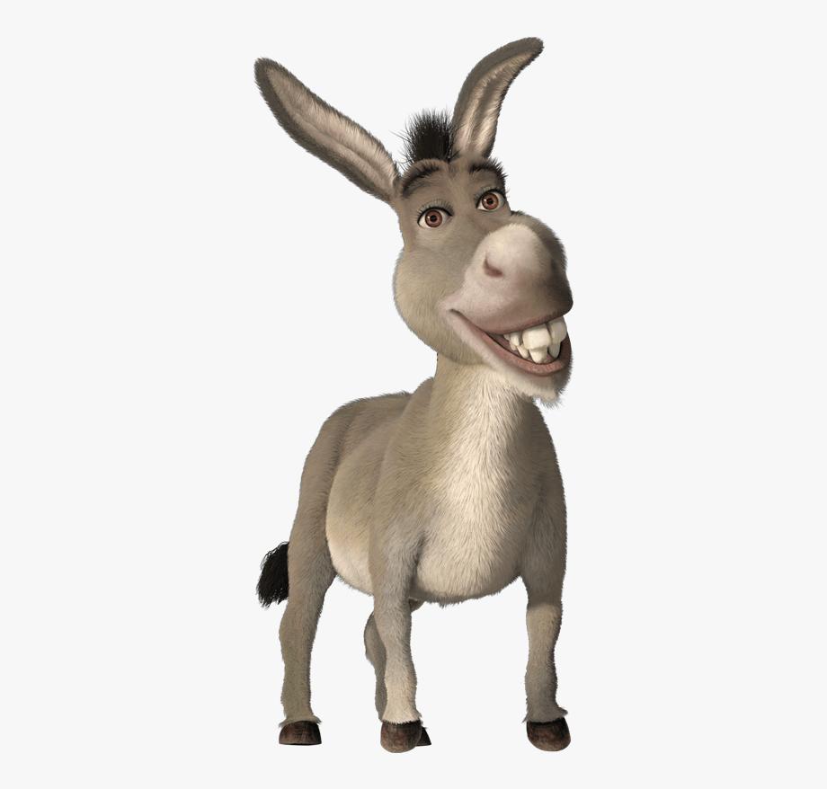 Mule Clipart Shrek Donkey.