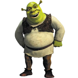 Shrek clipart free.