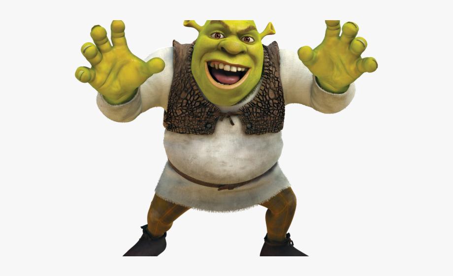 Shrek Clipart Ane.