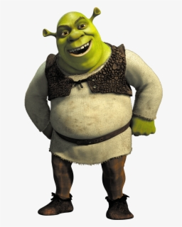 Free Shrek Clip Art with No Background.