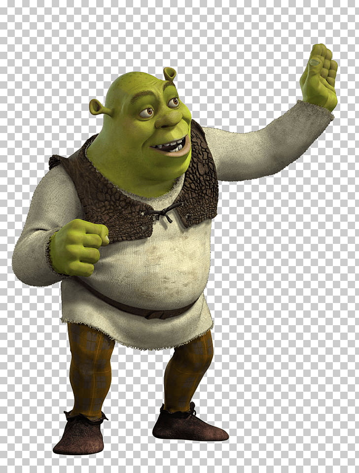 Shrek Film Series Donkey, shrek PNG clipart.