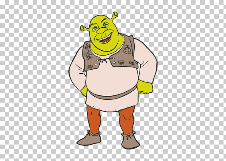 Shrek Donkey Princess Fiona graphics Gingerbread Man, shrek.