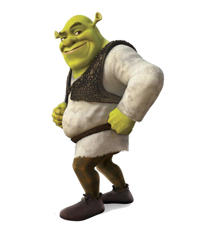 Shrek PNG.