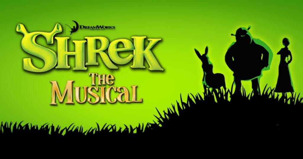 """Dreamworks """"Shrek the Musical""""."""