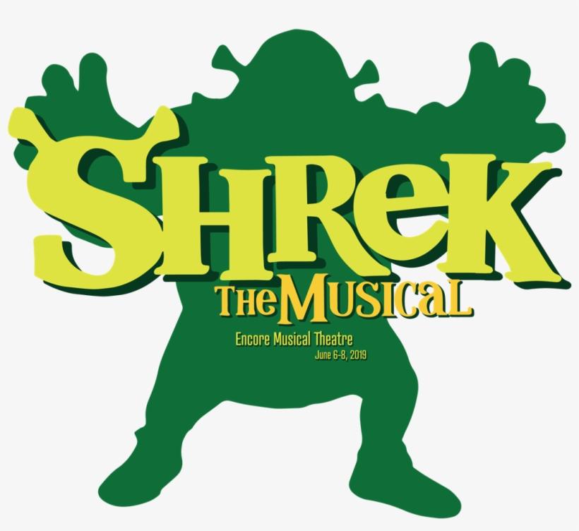 Master Shrek The Musical Logo.