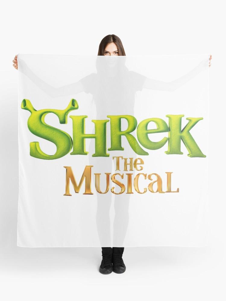Shrek the Musical Logo.