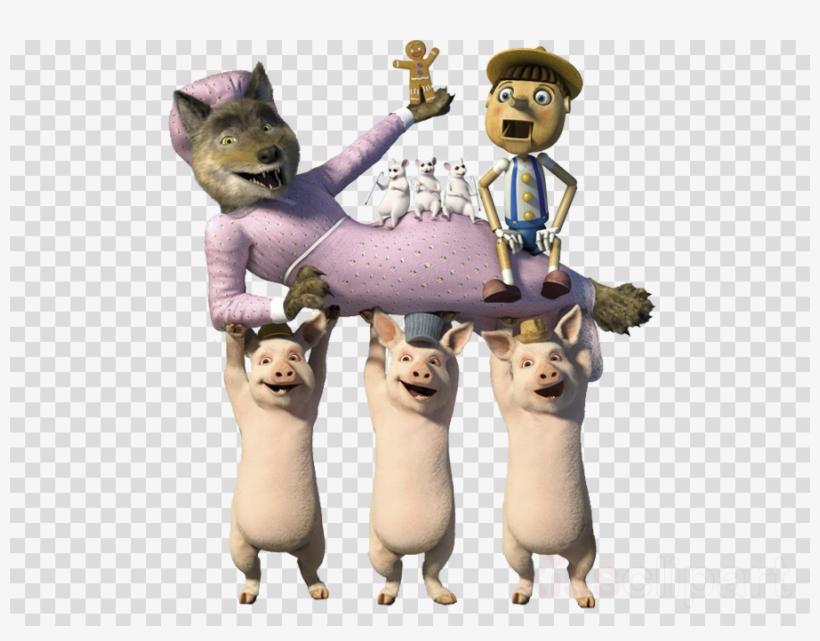 Three Little Pigs Shrek Clipart Shrek The Third Princess.