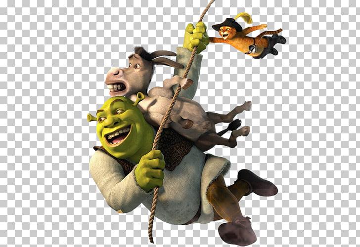 Donkey Princess Fiona Shrek the Third Shrek Film Series.