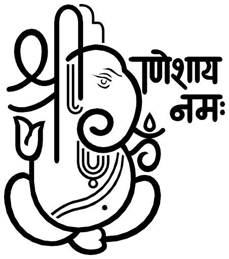 Shree Ganesh Logo.